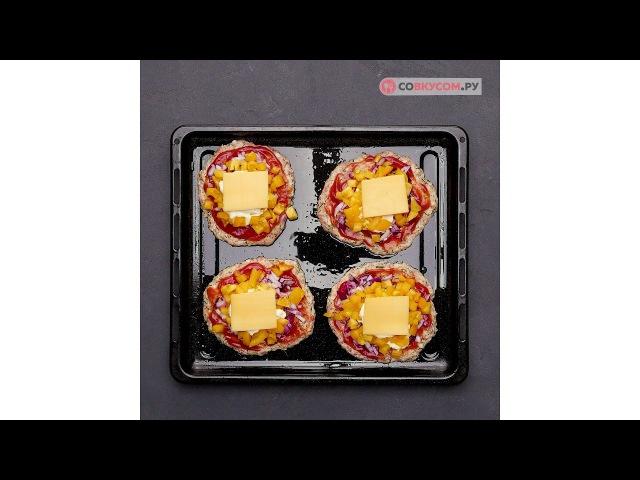 Котлеты «Ласточкино гнездо» - Рецепты от Со Вкусом