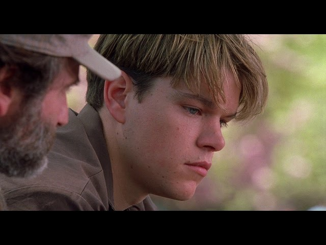 The Monologue from Good Will Hunting | Умница Уилл Хантинг (1997) реж. Гас Ван Сент eng. rus. subs