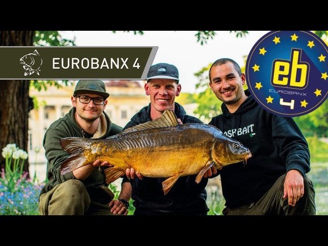 EUROBANX 4 with Alan Blair and Oli Davies CARP FISHING FULL MOVIE