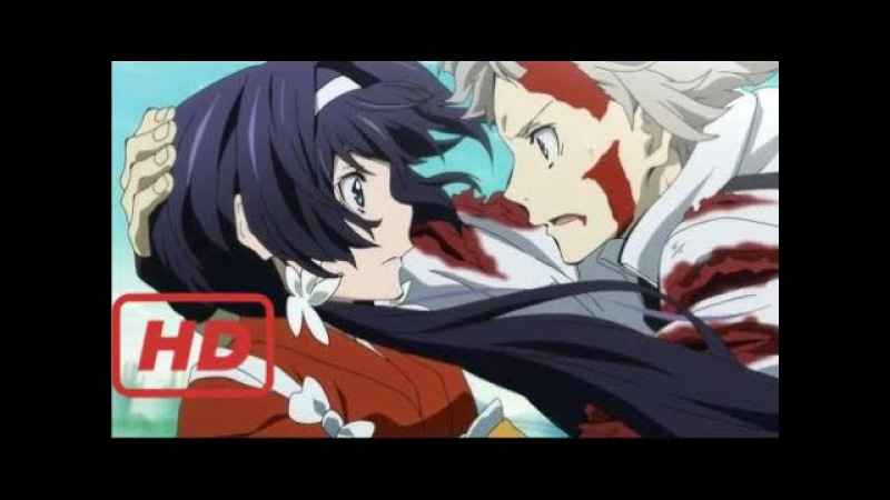 Bungou Stray Dogs「AMV」 - Black and Blue ✓ Thomas Dexter