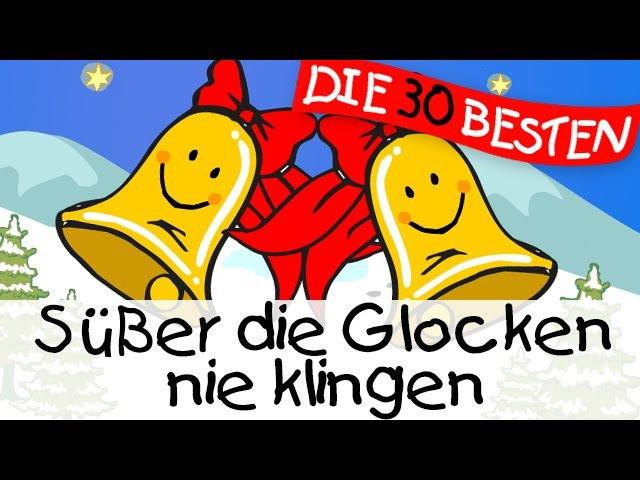 Süßer die Glocken nie klingen - Weihnachtslieder zum Mitsingen || Kinderlieder