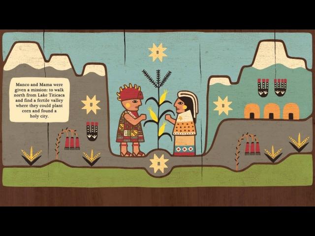 Origin Story of the Inka