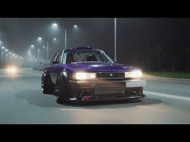 Night Rolling and Morning Drifting | JZX71 | Clinched Flares