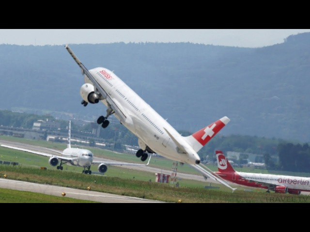 Crosswind Landings during a Storm, Extreme Aborted Landings and Incredible Go-Around Landings