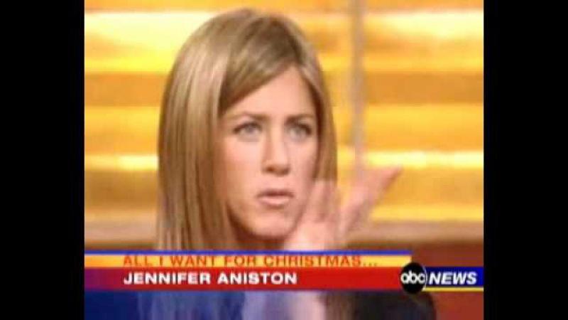 Jennifer Aniston on GMA -15Dec05-