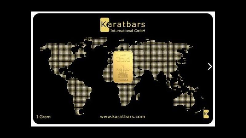 Reach your goal with Karatbars
