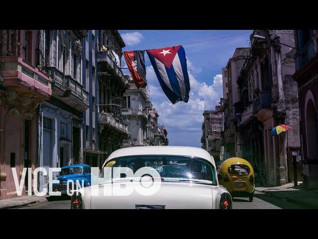 Palestine Now Viva Cuba Libre (VICE on HBO: Season 4, Episode 7)