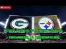 Green Bay Packers vs. Pittsburgh Steelers | #NFL WEEK 12 | Predictions Madden 18