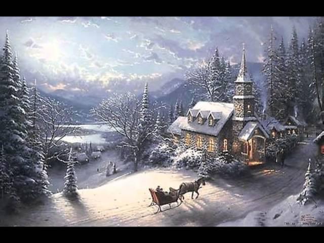 Картины Томаса Кинкейда