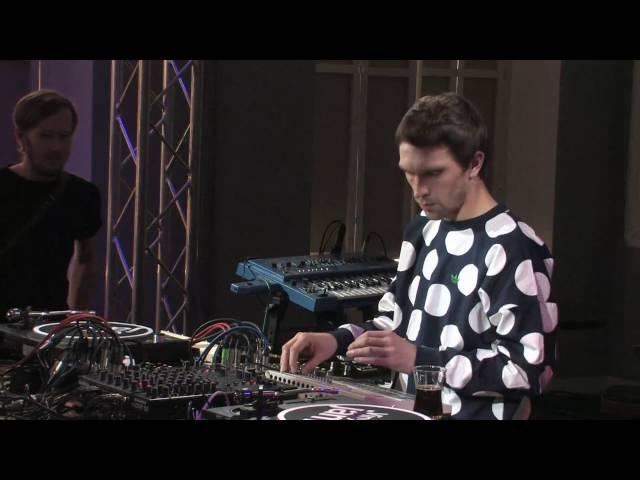 Igor Starshinov (live) at Vinyl Summer 3.0 / Saint-Petersburg 14.7.16