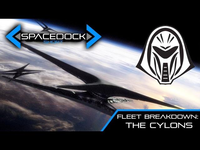 Battlestar Galactica: Cylon Fleet Breakdown - Spacedock Short