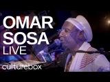 Le pianiste cubain Omar Sosa au festival Jazz