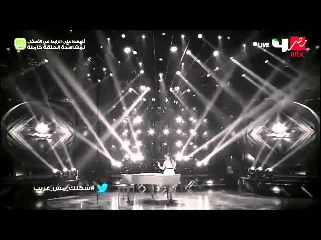 Американская девушка Дженнифер Гротт поет по-арабски. И подражание актрисе Шадии Египетской