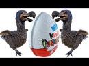 Dinosaur Surprise Eggs kinder überraschung Surprise Egg