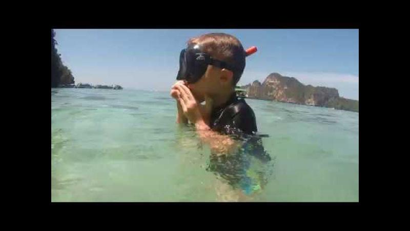 Snorkeling Phi Phi