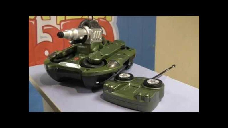 Запускаем танк-амфибия Overlord 24883