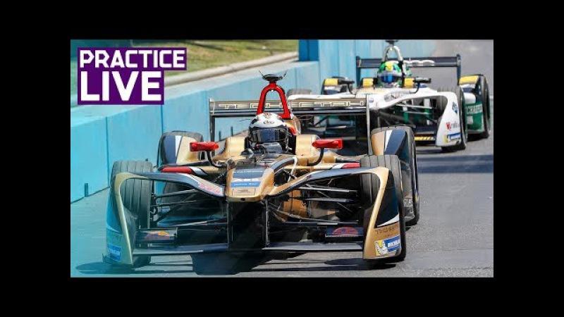 Practice 2 2018 ABB FIA Formula E Antofagasta Minerals Santiago E-Prix