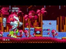Sonic Mania Mods AND KNUCKLES Knuckles Mania