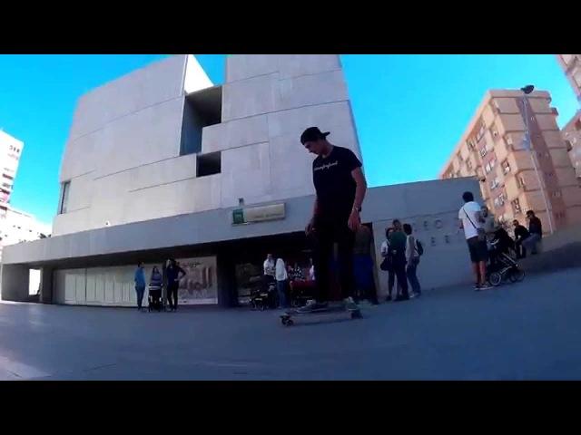 Not skate,fuck pol!ce | Adrenalina Power - Diversur Koston Longboard