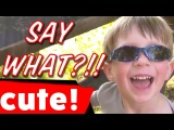These Adorable Kids Speak Their Minds Freely Kids Say The Darnedest Things