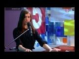 NINA KARLSSON - Апельсин (live, 5 канал)