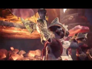 Monster Hunter World: Master Chef Kittens!