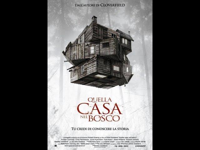 Quella casa nel bosco - The Cabin in the Woods - Film Completo - 2012