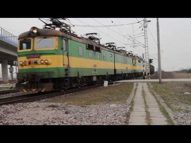 Vlaky Širokorozchodná trať 1520mm