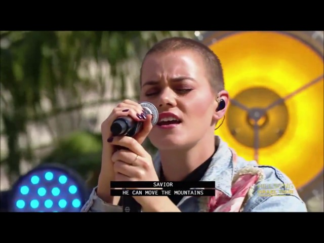 Hillsong United - Mighty To Save (Live from Hillsong Israel Tour the Temple Mount)