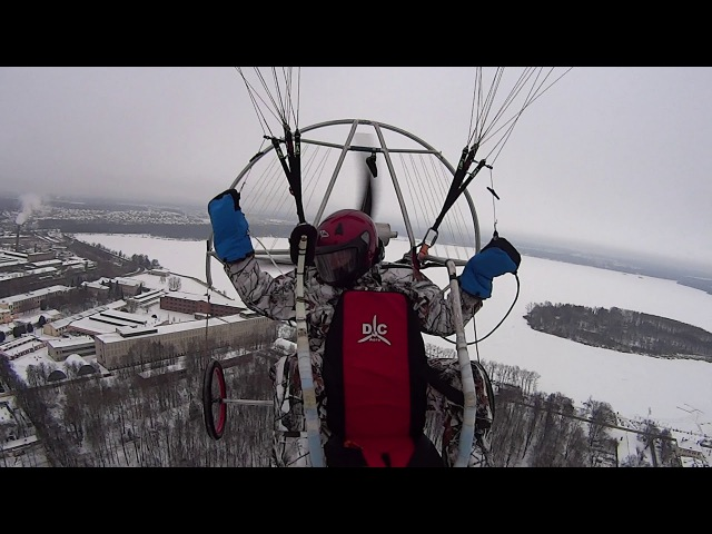 Полет на паралете взлет пасадка виражи