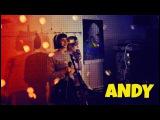 АНЯ АНИМЕ & PLATON MOROZOV - ANDY (Live at Stirka)