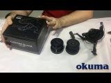 Разборка катушки Okuma Custom Black CB 80