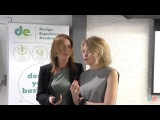 Дарья Синотто и Наталья Попова о Дизайн - курс на бизнес!