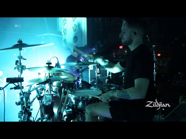 Zildjian Performance: Artist Dan Searle of the band Architects