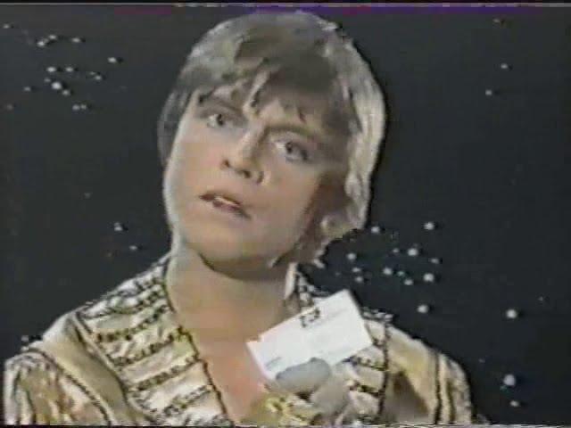 Star Wars German Variety TV 1980 Krieg Der Sterne Parodien Rare