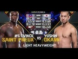 Ovince Saint Preux vs Yushin Okami Full Fight UFC Fight Night Japan 2017