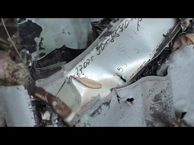 Мародери на війні мисливці за металом збитих вертольотів