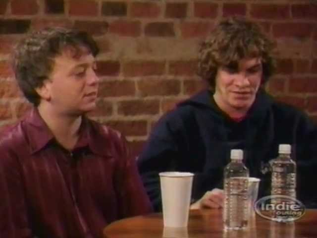 WEEN 1997 MTV INDIE OUTING INTERVIEW with Janeane Garofalo