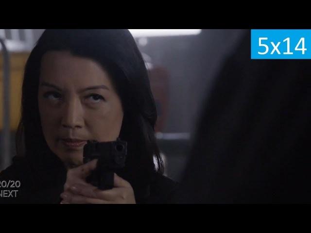 Агенты «ЩИТ» 5 сезон 14 серия - Русское Промо (Субтитры, 2018) Agents of SHIELD 5x14 Trailer/Promo