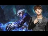 Funny EXO League of Legends  BaekHyun v