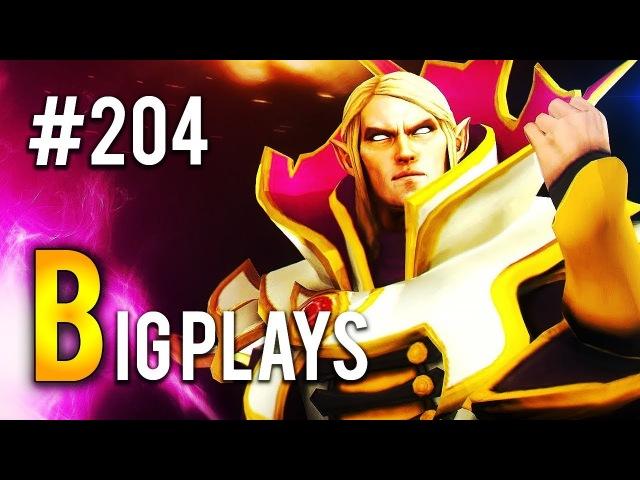 Dota 2 - Big Plays Moments - Ep. 204
