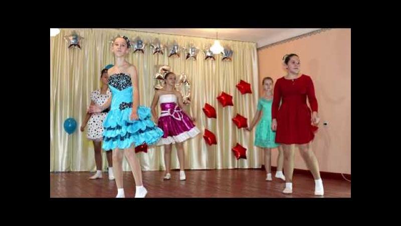 Привітання від учнів Новоукраїнської ЗОШ І ІІІ ступенів