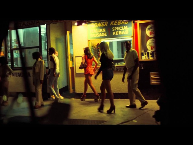Taxi Driver 1976 All The Animals Come Out At Night