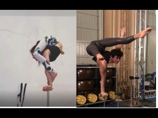 Most FLEXIBLE and STRONG Boy VS Girl