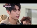 ENG KNK Seungjun 9MUSES Keumjo Acting Scene KStar I Am the Actor Episode 1 Cut