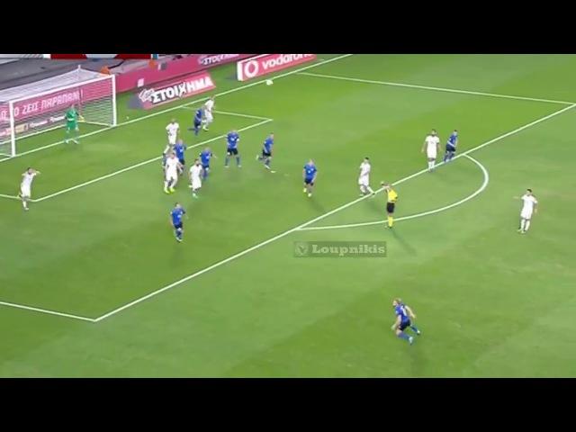 Ελλάδα - Εσθονία 0-0 Highlights Προκριματικά Π.Κ. 2018 {3182017}