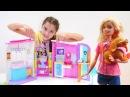 Куклы Барби и игрушки для девочек. Барби ветеринар.