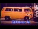 Vw T3 busman crash tests with T3's