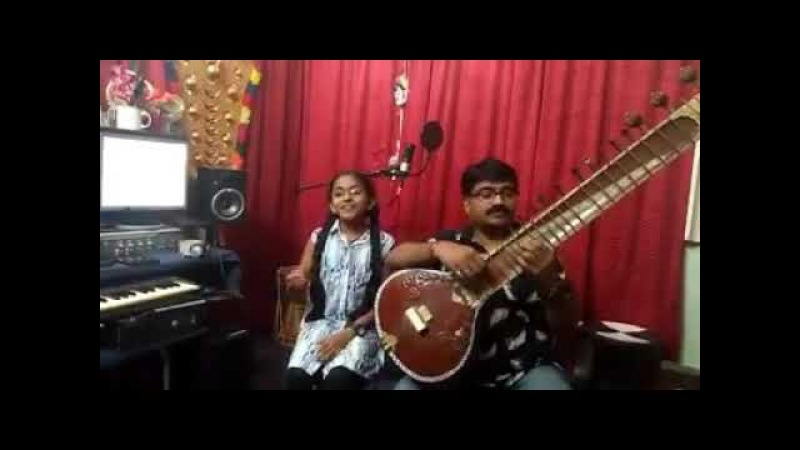 Listen to Mustafa Parvez, great grand daughter of Mohd.Rafi singing in a programme in Cochin. Who wi