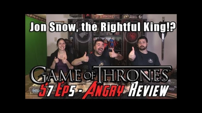 Game of Thrones Season 7 Episode 5 - Angry Review!